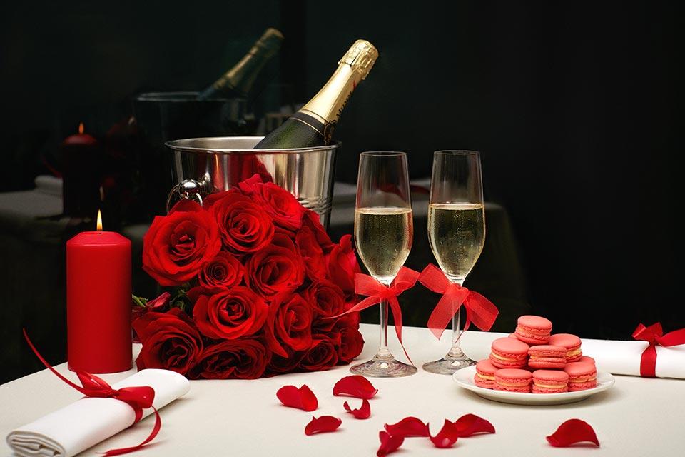 San Valentino: un amore di cena al Camp's.