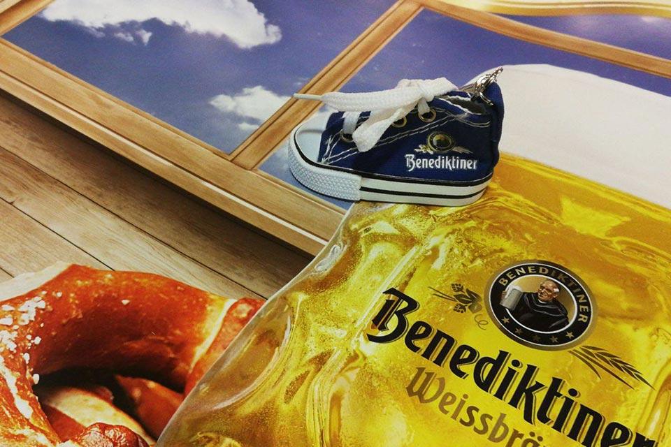 Benediktiner: oktober fest menu .
