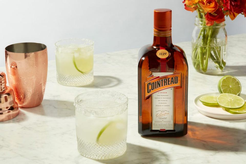 Margarita loves Cointreau.