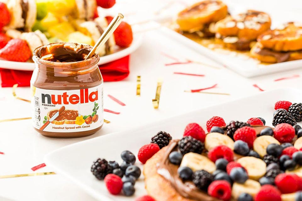 L'ultimo Nutella Party del 2015 sarà in pigiama!