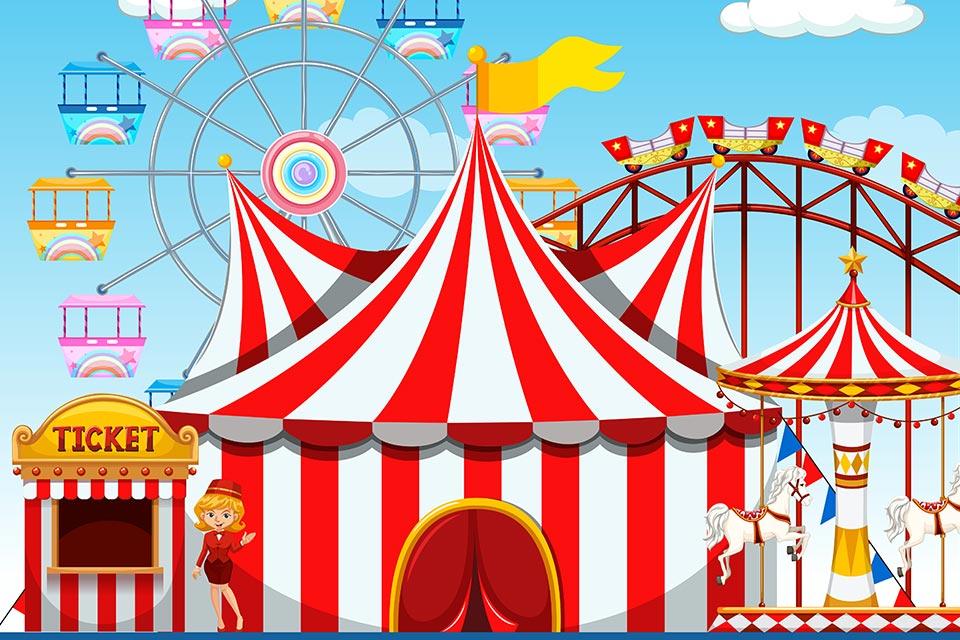 Carnevale al Luna Park: animazione, apericena e dolci.