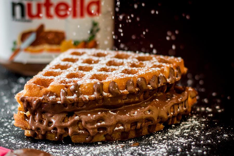 Dessert ai Castelli Romani.
