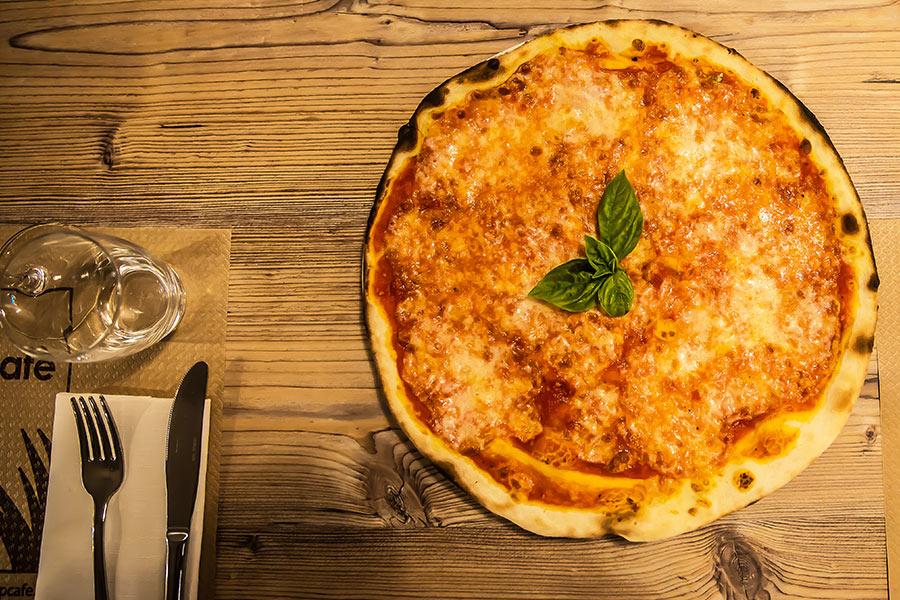 Pizzeria ai Castelli Romani.