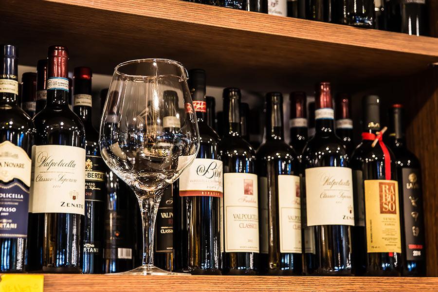 Vini e birre artigianali ai Castelli Romani.