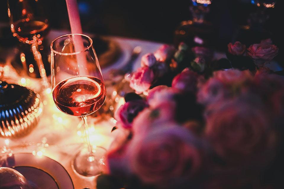 Cena di San Valentino al Camp's il 14 Febbraio 2020.