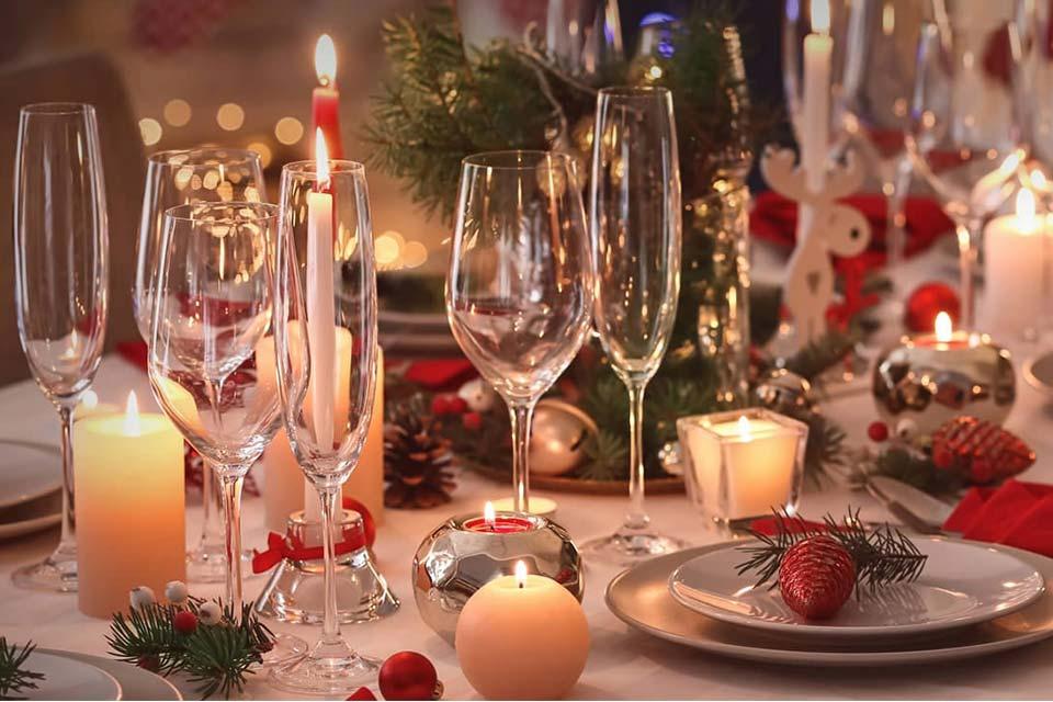 Vi aspettiamo il 25 Dicembre 2020 con un favoloso menu di Natale.